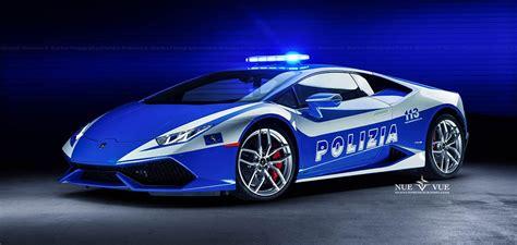 "Lamborghini Huracan Police Car ""chase"" Behind The Scences"