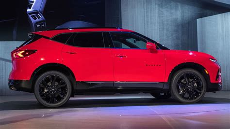2019 Chevy Blazer Wallpaper by Chevy Blazer Returns As A Camaro Faced Front Drive