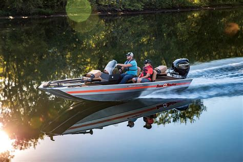 Bass Tracker Jet Boat Reviews by 2018 Bass Tracker Heritage Boat Test Review 1377 Boat