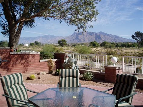 tucson national patio home  spectacula vrbo