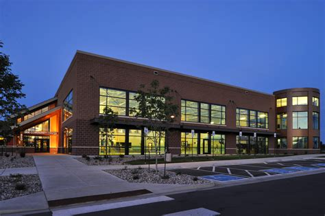Erie Community Center Architects  Denver & Dallas