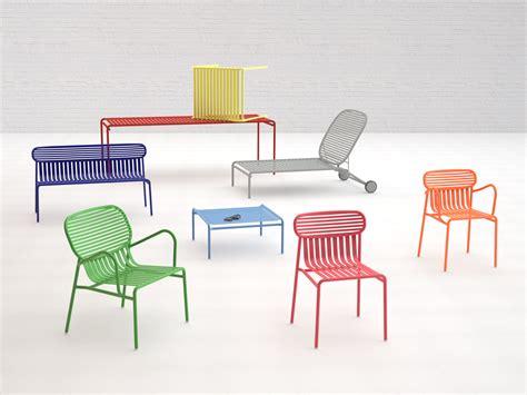 chaise de jardin design mobilier exterieur design