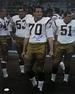 Sam Huff Washington Redskins Signed 16x20 Photo JSA HOF ...