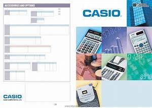 Casio Dr T120