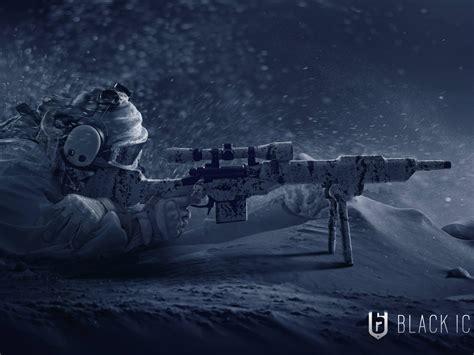 Assassins Creed Wallpaper 4k Rainbow Six Siege Operation Black Ice Wallpaper