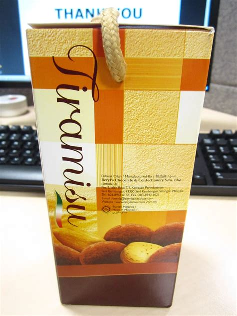 lovely coklat tiramisu beryls