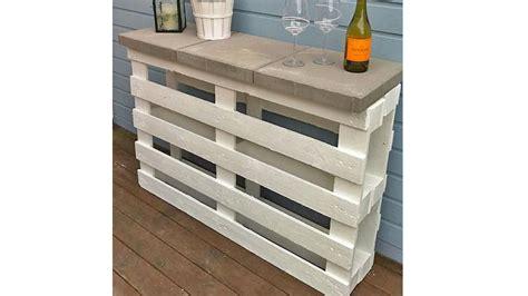 meuble palette bois interieur exterieur accueil design et mobilier