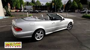 Mercedes Clk Cabriolet : 2003 mercedes benz clk 430 cabriolet youtube ~ Medecine-chirurgie-esthetiques.com Avis de Voitures
