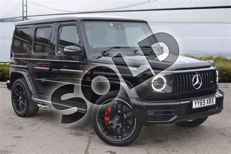 For that price, you'd expect a ton of standard features, and the g 550 delivers. Mercedes-Benz G Class G63 5dr 9G-Tronic for sale at Mercedes-Benz of Hull (Ref: 047/U772697)