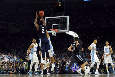 villanova wins n c a a chionship on last second