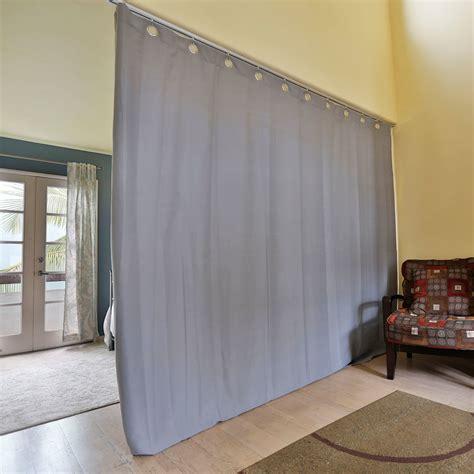 roomdividersnow curtain track set reviews wayfair