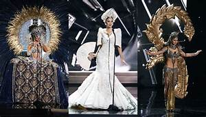 The Best And Worst National Costumes From Miss Universe 2015
