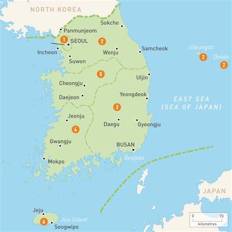Camp Howze South Korea Map