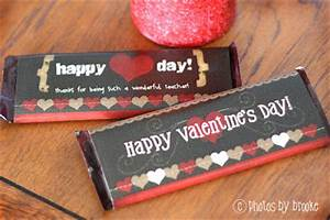 Easy valentine ideas and free templates the crafting chicks for Valentine candy bar wrapper templates