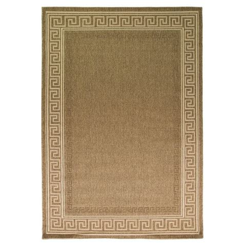 tapis de couloir naturel lorenzo flair rugs 60x230