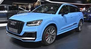Auto Journal Salon 2019 : audi sq2 300 ch l 39 occasion du mondial auto 2018 ~ Medecine-chirurgie-esthetiques.com Avis de Voitures