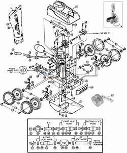 Letro Legend Platinum Parts