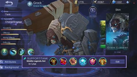 Grock Support The Team Build 2019