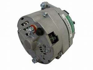 240 210 New Alternator For Delco 10si Type 116 3 Wire 12v 72a