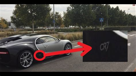 The real madrid star is likewise a proud owner of an aston martin db9, a lamborghini, a rolls royce and a porsche cayenne turbo among other awesome automobiles. cristiano bugatti - DriverLayer Search Engine