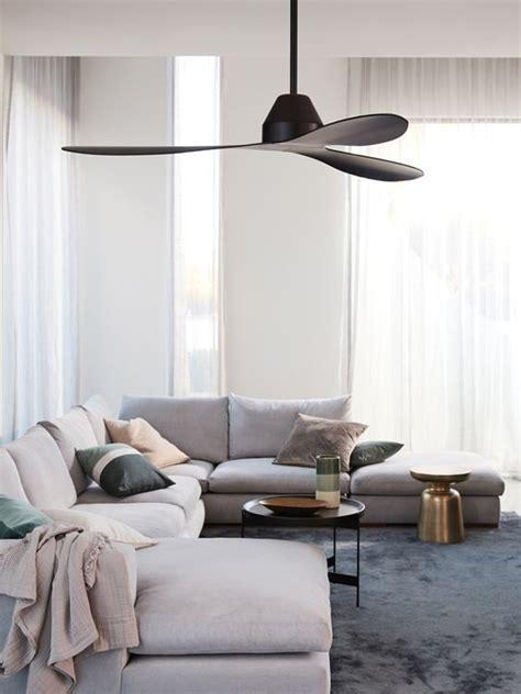 modern ceiling fan ideas   room  popular