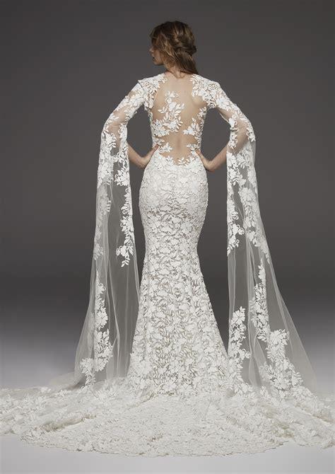 pronovias  wedding dresses arabia weddings