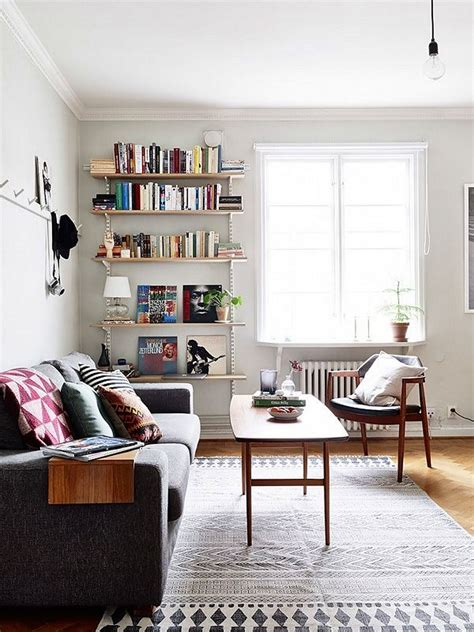 Living Room Decor For Small Rooms by 9 Minimalist Living Room Decoration Tips Gorgeous