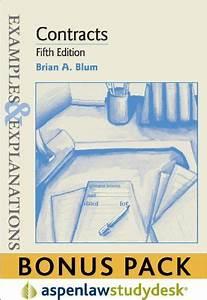 Examples  U0026 Explanations  Contracts 5e  Print   Ebook Bonus Pack   57 95