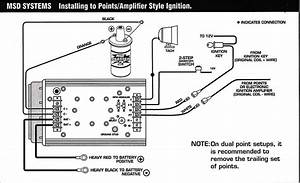 Msd Ignition System Wiring Diagram