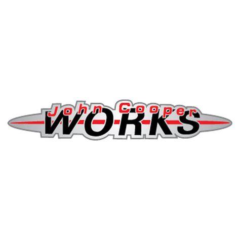 Mini John Cooper Works Logo Decal