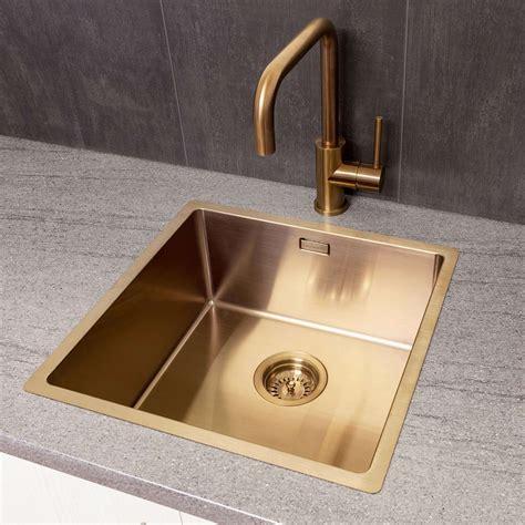 copper undermount kitchen sink reginox miami 40x40 copper sink kitchen sinks taps