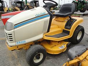 Cub Cadet 2130 Lawn  U0026 Garden And Commercial Mowing