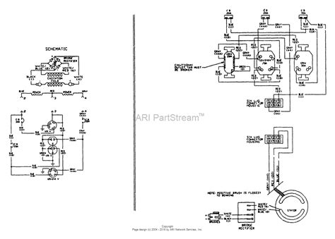 briggs and stratton power products 9436 0 3w742 5 000 watt dayton parts diagram for wiring