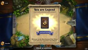 Hearthstone's ranked play mode has been restored following ...