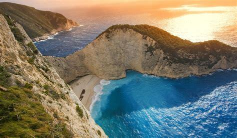 Travel My Way Greece Zakynthos Navagio Or Shipwreck Beach
