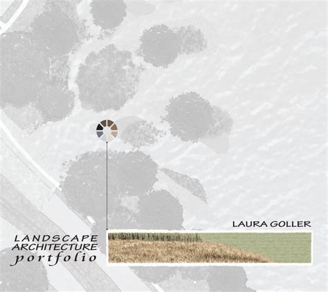 13243 landscape architecture portfolio cover landscape architecture portfolio by goller
