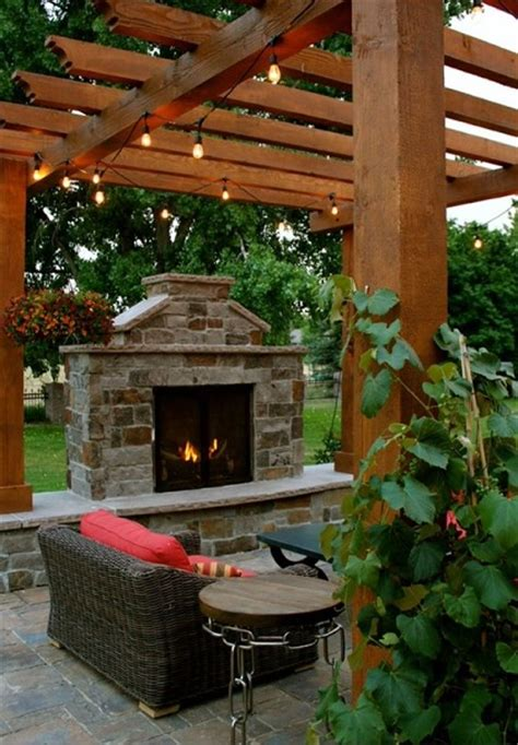 outdoor fireplace landscaping ideas outdoor fireplace inspiration