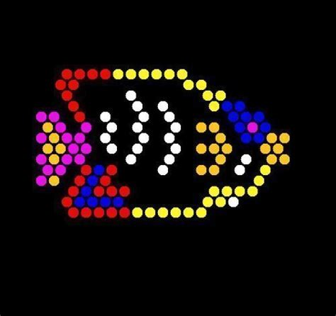printable light bright patterns lite brite refill the sea 7x7 square not for