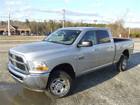 Sell Used 2012 Ram 2500 4wd Crew Cab Outdoorsman Diesel In
