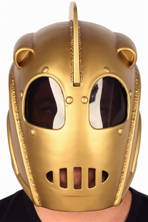 rocketeer helmet cliff secord mask resin full head