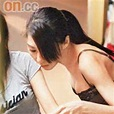 胡定欣風騷試衫C誘惑 - 東方日報