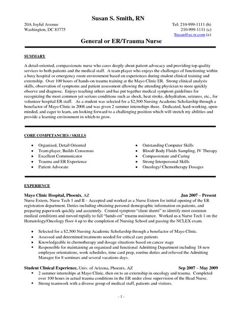 sle resume for experienced candidates 28 images