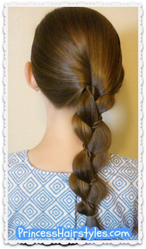 braid   twist quick  easy beginner hairstyle