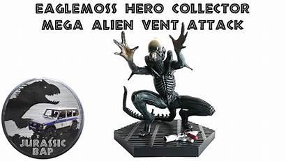 Xenomorph Vent Hero Eaglemoss Alien Collector
