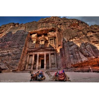 Petra Jordan Lost City by DayTravel blog for Couples