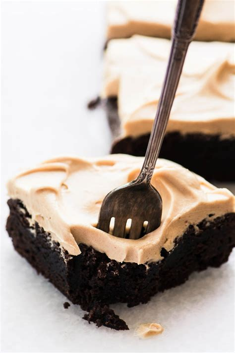peanut butter frosted brownies  view  great island