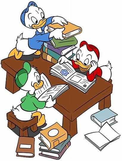 Dewey Disney Clipart Donald Duck Huey Clip