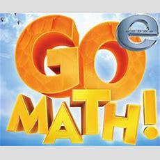 Go Math  Etowah County Schools