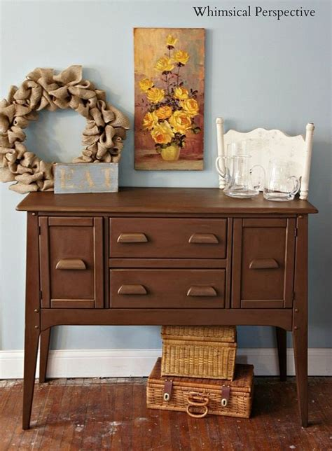 annie sloan chalk paint custom color brown bronze