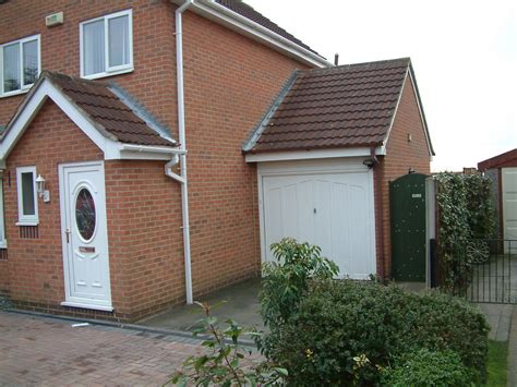 side extension  top  existing garage extensions job